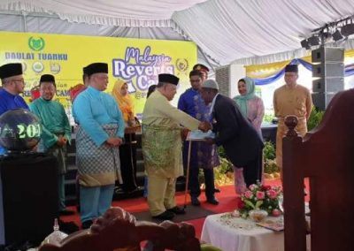 Malaysia Reverts Camp 3