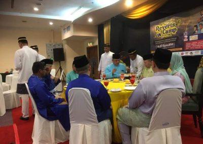 Malaysia Reverts Camp 4