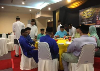 Malaysia Reverts Camp 6