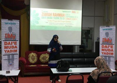 Program Ziarah Rahmah Dai'e Muda Yadim 2019 1