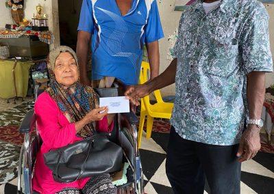 bantuan asnaf at Tumpat sept 2020 7