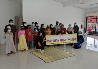 iidac update dec 2020 - bantuan anak yatim 1