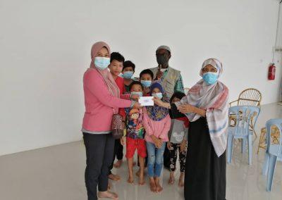 iidac update dec 2020 - bantuan anak yatim 2