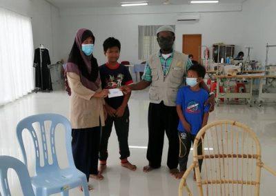 iidac update dec 2020 - bantuan anak yatim 3