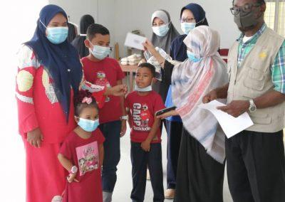 iidac update dec 2020 - bantuan anak yatim 4
