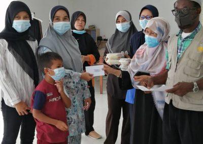 iidac update dec 2020 - bantuan anak yatim 5