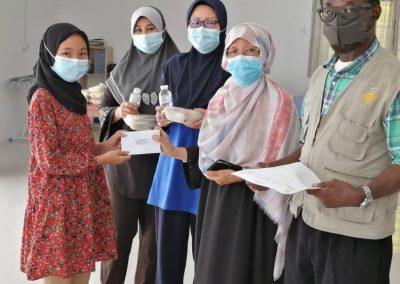 iidac update dec 2020 - bantuan anak yatim 6