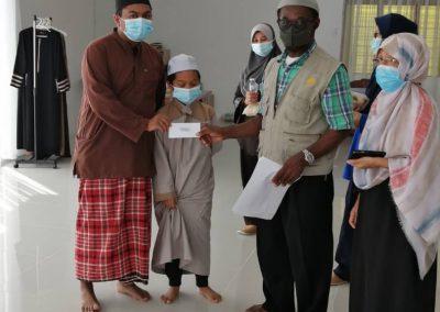 iidac update dec 2020 - bantuan anak yatim 7