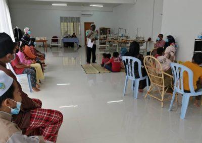 iidac update dec 2020 - bantuan anak yatim 8